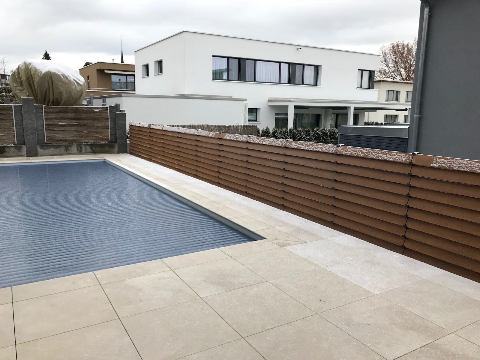 Sichtschutz | Metallbauteile Schibler AG