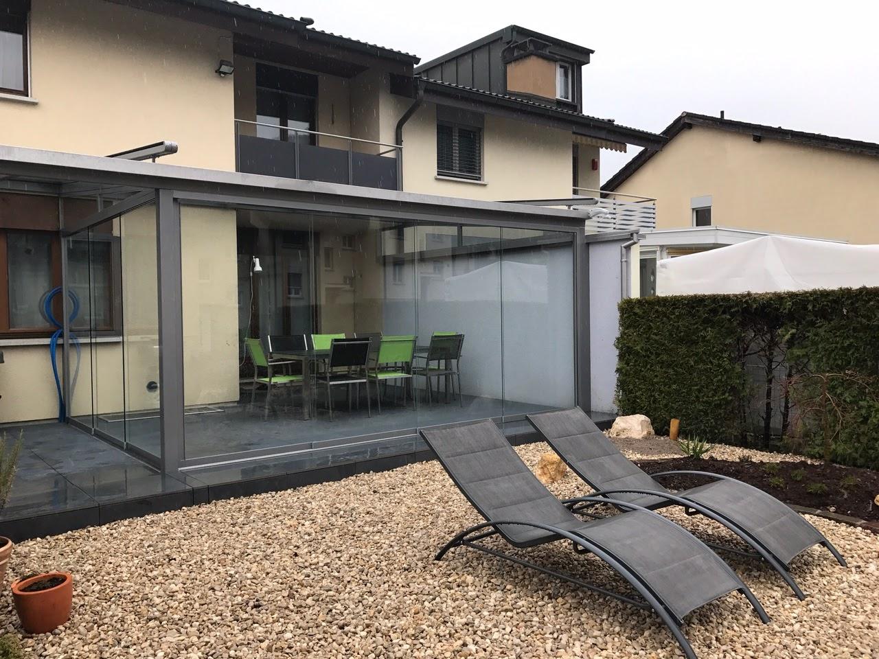 Wintergarten | Metallbauteile Schibler AG