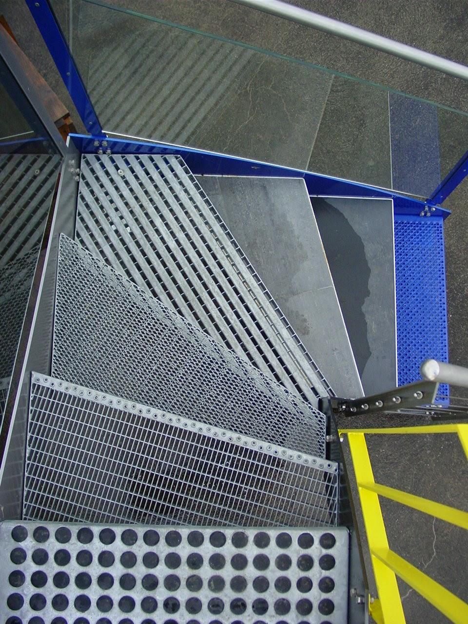 Treppenstufen | Schibler Metallbauteile