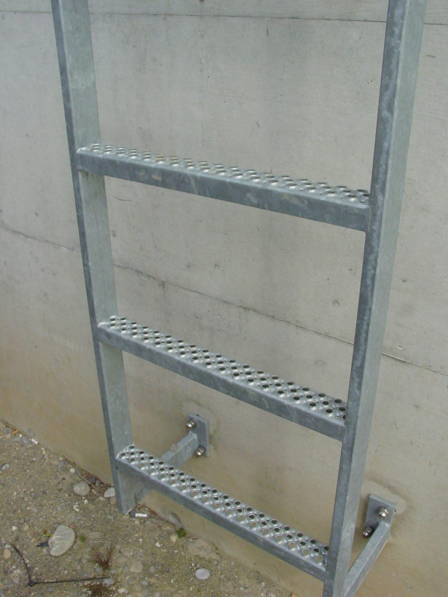 Leitersprossen | Schibler Metallbauteile