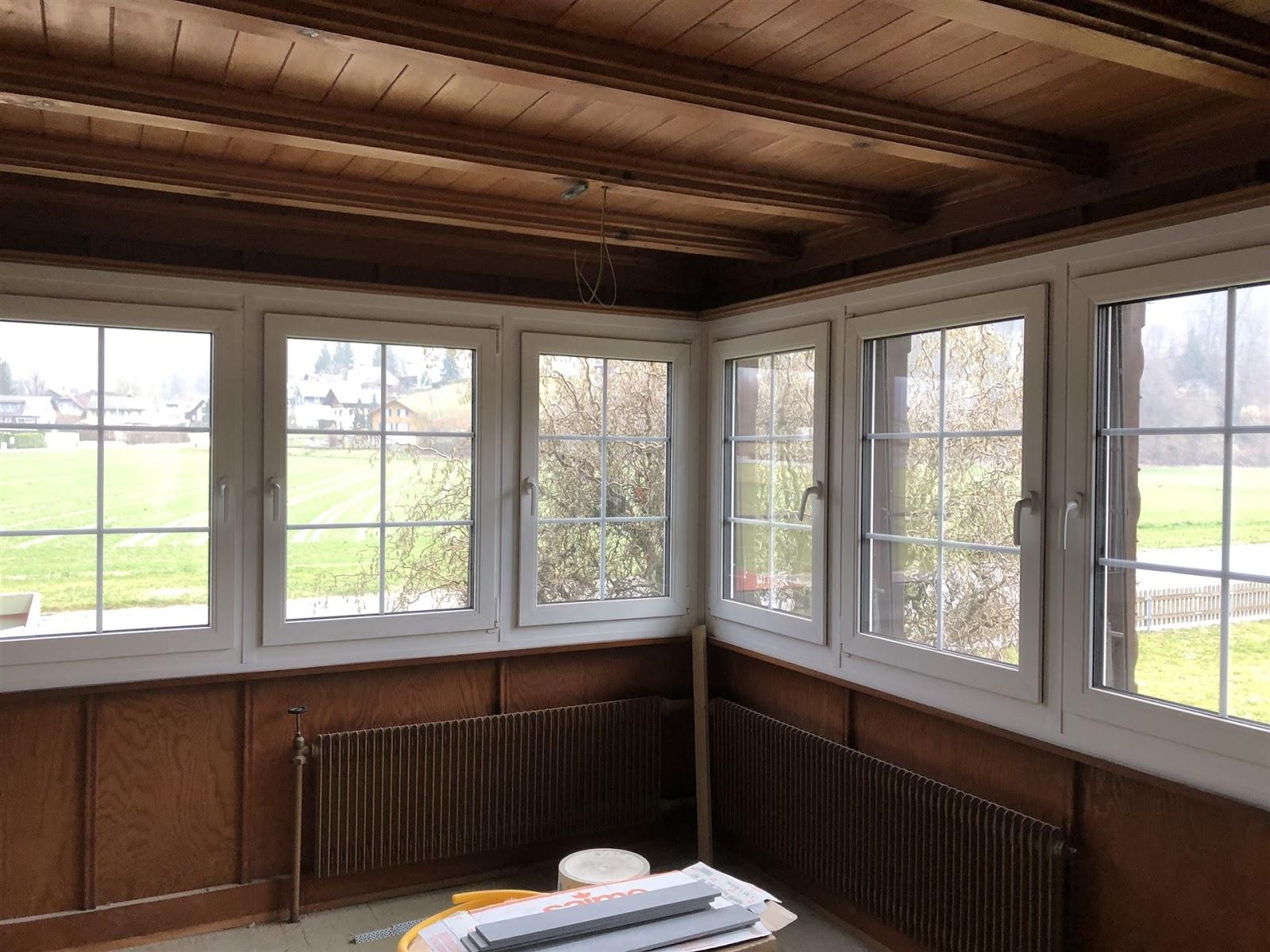 Fenster | Schibler Metallbauteile