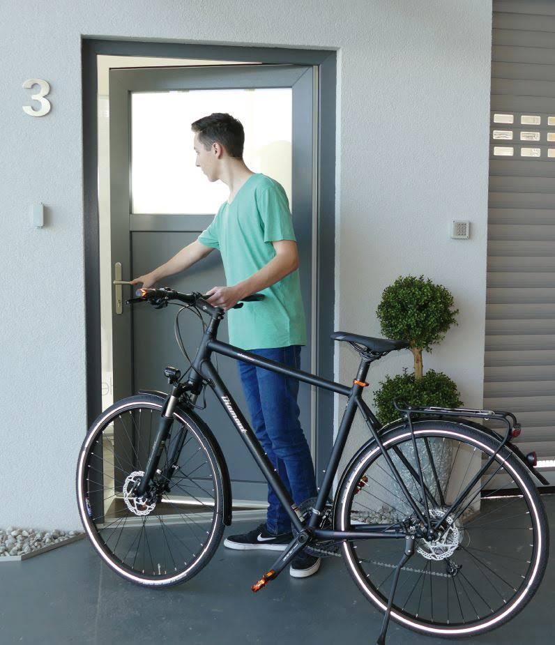 Haustüren | Schibler Metallbauteile