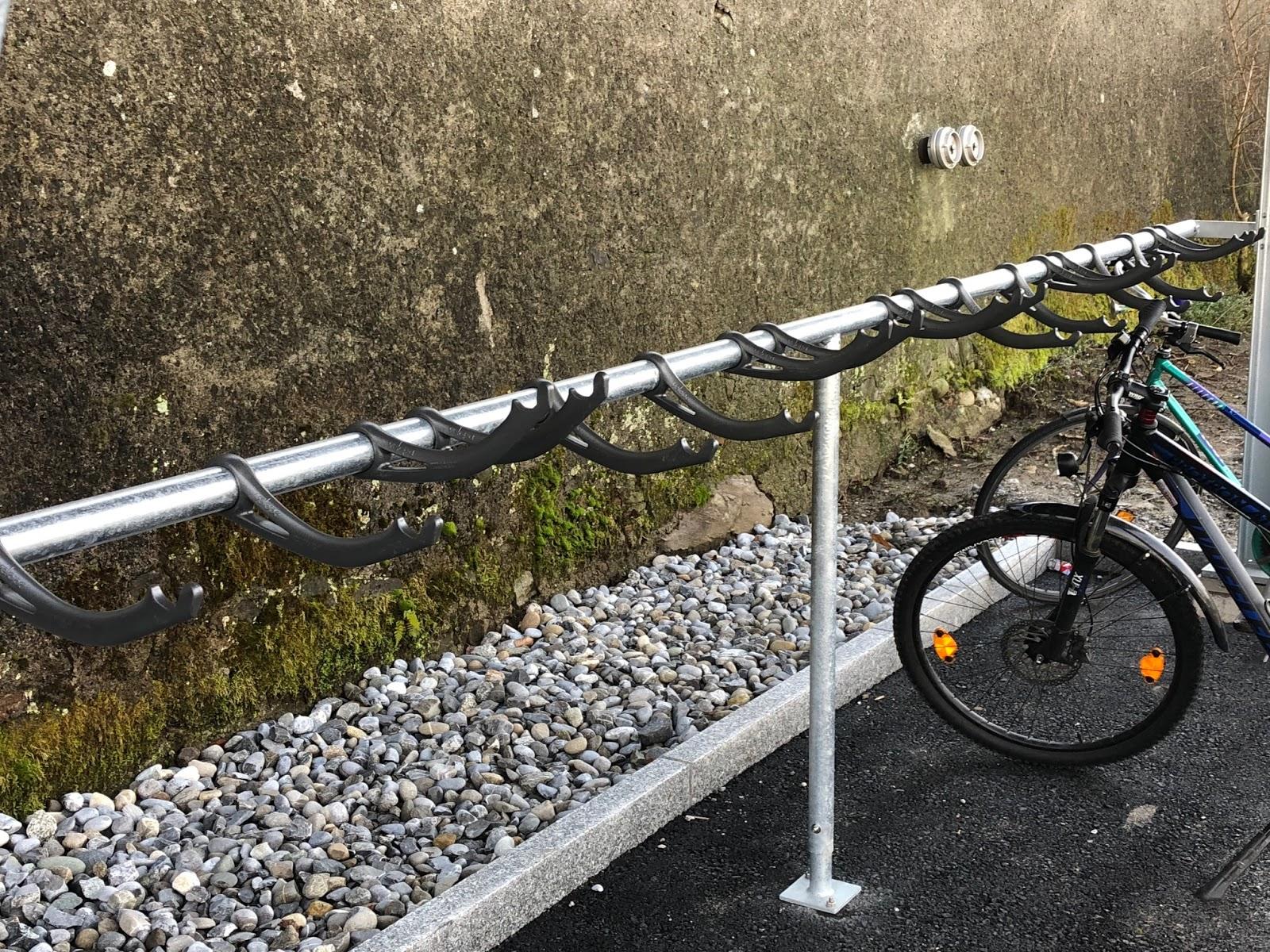 Fahrradunterstand | Schibler Metallbauteile