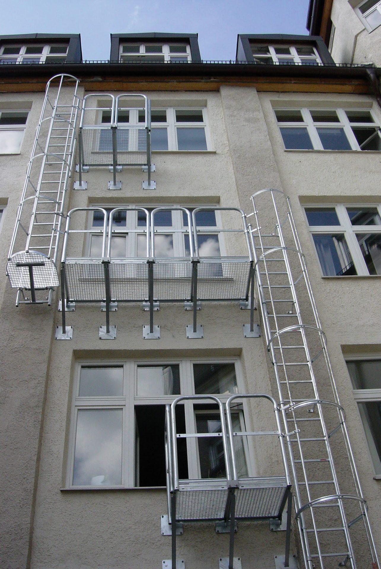 Leitern   Schibler Metallbauteile