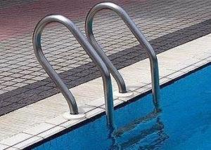 Schwimmbadstufen | Schibler Metallbauteile