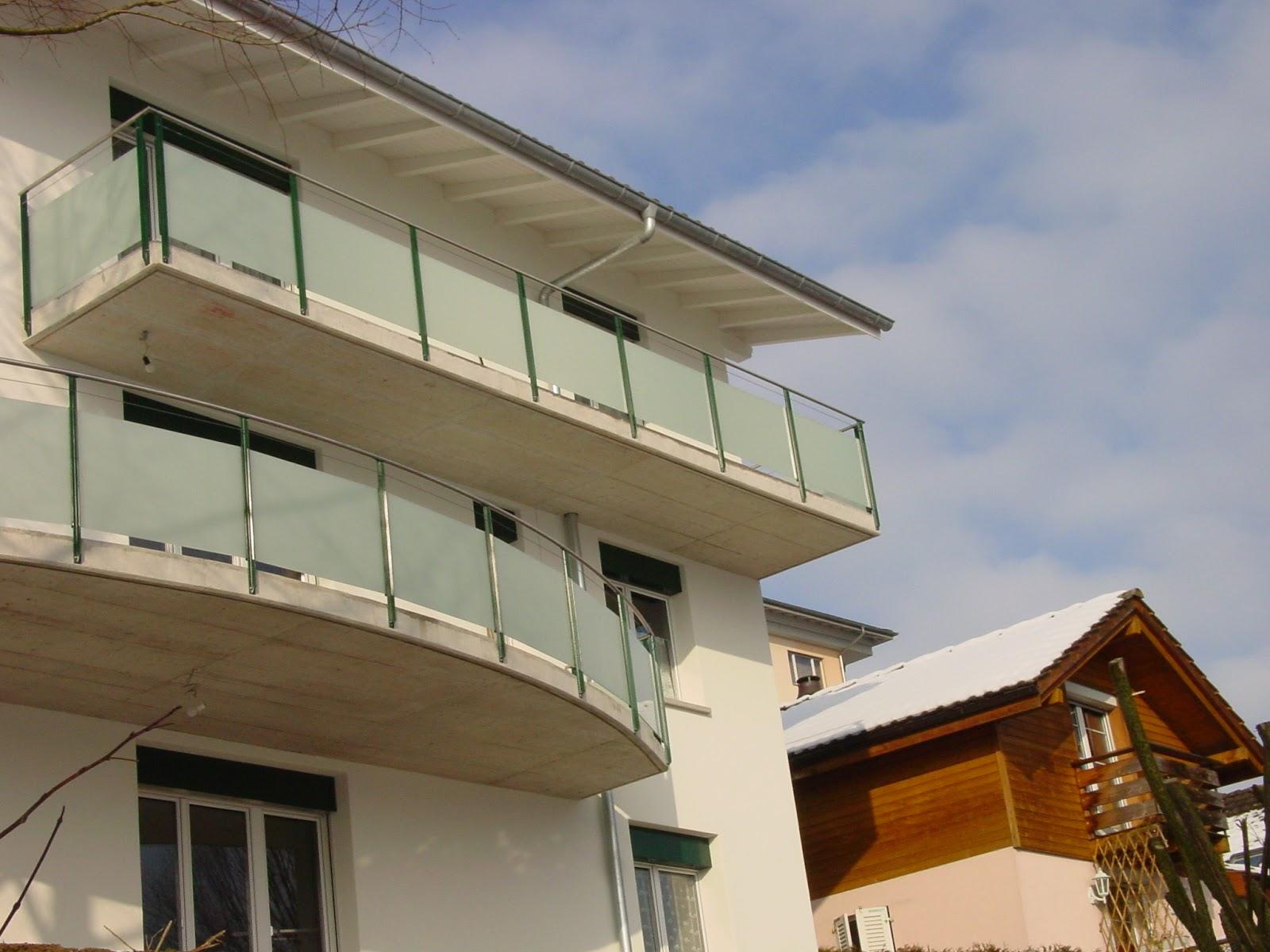 Metall mit Glas | Metallbauteile Schibler AG