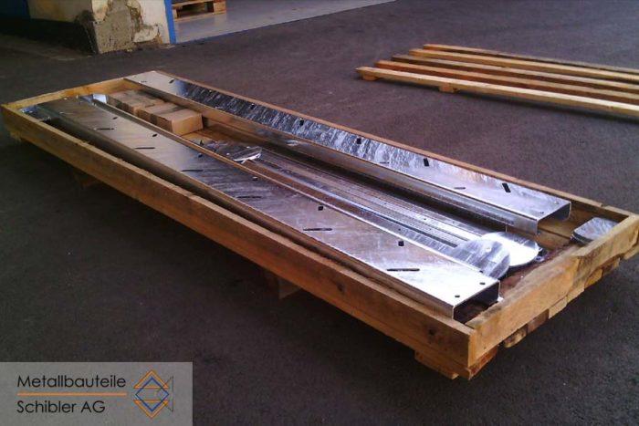 Treppenbausatz | Schibler Metallbauteile